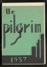1937 Edition, Plymouth High School - Pilgrim Yearbook (Plymouth, MA)