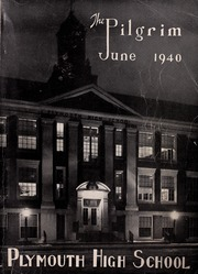 Page 1, 1940 Edition, Plymouth High School - Pilgrim Yearbook (Plymouth, MA) online yearbook collection