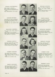 Page 12, 1942 Edition, Plymouth High School - Pilgrim Yearbook (Plymouth, MA) online yearbook collection