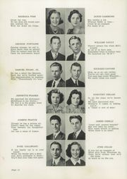 Page 14, 1942 Edition, Plymouth High School - Pilgrim Yearbook (Plymouth, MA) online yearbook collection