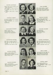 Page 16, 1942 Edition, Plymouth High School - Pilgrim Yearbook (Plymouth, MA) online yearbook collection