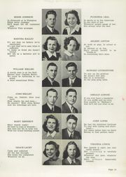 Page 17, 1942 Edition, Plymouth High School - Pilgrim Yearbook (Plymouth, MA) online yearbook collection