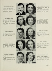 Page 13, 1946 Edition, Plymouth High School - Pilgrim Yearbook (Plymouth, MA) online yearbook collection