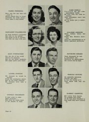 Page 16, 1946 Edition, Plymouth High School - Pilgrim Yearbook (Plymouth, MA) online yearbook collection