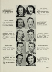 Page 17, 1946 Edition, Plymouth High School - Pilgrim Yearbook (Plymouth, MA) online yearbook collection