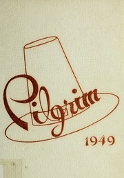 Page 1, 1949 Edition, Plymouth High School - Pilgrim Yearbook (Plymouth, MA) online yearbook collection