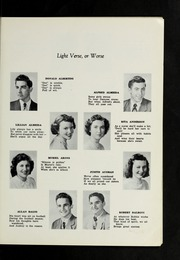 Page 13, 1949 Edition, Plymouth High School - Pilgrim Yearbook (Plymouth, MA) online yearbook collection