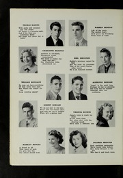 Page 14, 1949 Edition, Plymouth High School - Pilgrim Yearbook (Plymouth, MA) online yearbook collection