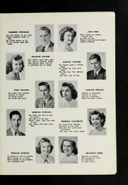 Page 15, 1949 Edition, Plymouth High School - Pilgrim Yearbook (Plymouth, MA) online yearbook collection