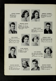 Page 16, 1949 Edition, Plymouth High School - Pilgrim Yearbook (Plymouth, MA) online yearbook collection