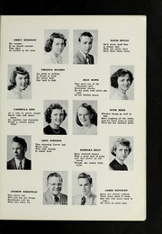 Page 17, 1949 Edition, Plymouth High School - Pilgrim Yearbook (Plymouth, MA) online yearbook collection