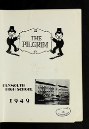 Page 5, 1949 Edition, Plymouth High School - Pilgrim Yearbook (Plymouth, MA) online yearbook collection