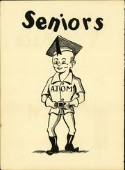 Page 10, 1952 Edition, Plymouth High School - Pilgrim Yearbook (Plymouth, MA) online yearbook collection