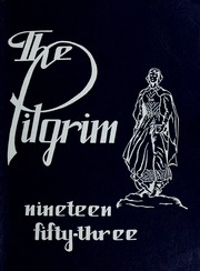 Page 1, 1953 Edition, Plymouth High School - Pilgrim Yearbook (Plymouth, MA) online yearbook collection