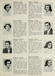 Page 15, 1953 Edition, Plymouth High School - Pilgrim Yearbook (Plymouth, MA) online yearbook collection