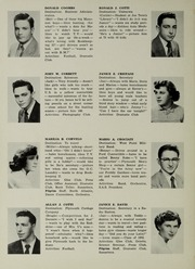 Page 16, 1953 Edition, Plymouth High School - Pilgrim Yearbook (Plymouth, MA) online yearbook collection