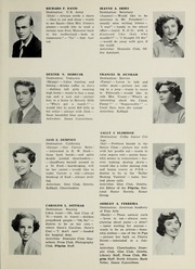 Page 17, 1953 Edition, Plymouth High School - Pilgrim Yearbook (Plymouth, MA) online yearbook collection