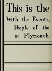 Page 4, 1953 Edition, Plymouth High School - Pilgrim Yearbook (Plymouth, MA) online yearbook collection