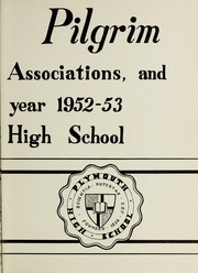 Page 5, 1953 Edition, Plymouth High School - Pilgrim Yearbook (Plymouth, MA) online yearbook collection