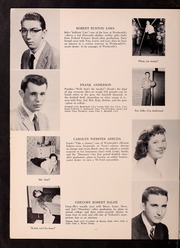 Page 16, 1959 Edition, Plymouth High School - Pilgrim Yearbook (Plymouth, MA) online yearbook collection