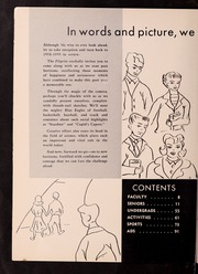 Page 6, 1959 Edition, Plymouth High School - Pilgrim Yearbook (Plymouth, MA) online yearbook collection