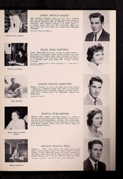 Page 23, 1960 Edition, Plymouth High School - Pilgrim Yearbook (Plymouth, MA) online yearbook collection