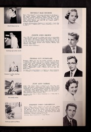 Page 25, 1960 Edition, Plymouth High School - Pilgrim Yearbook (Plymouth, MA) online yearbook collection