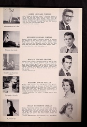 Page 31, 1960 Edition, Plymouth High School - Pilgrim Yearbook (Plymouth, MA) online yearbook collection