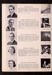 Page 34, 1960 Edition, Plymouth High School - Pilgrim Yearbook (Plymouth, MA) online yearbook collection