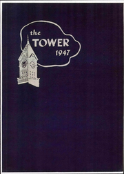 1947 Edition, Murdock High School - Tower Yearbook (Winchendon, MA)