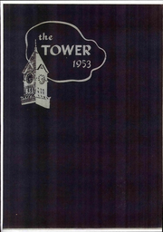 1953 Edition, Murdock High School - Tower Yearbook (Winchendon, MA)