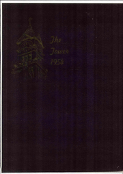 1954 Edition, Murdock High School - Tower Yearbook (Winchendon, MA)