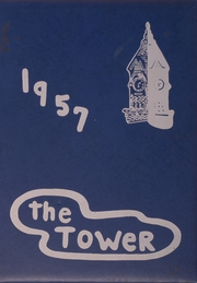 1957 Edition, Murdock High School - Tower Yearbook (Winchendon, MA)