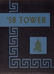 1958 Edition, Murdock High School - Tower Yearbook (Winchendon, MA)