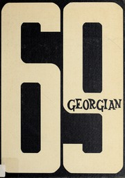 Georgetown High School - Georgian Yearbook (Georgetown, MA) online yearbook collection, 1969 Edition, Page 1