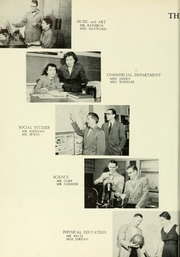 Page 12, 1955 Edition, West Bridgewater High School - Climber Yearbook (West Bridgewater, MA) online yearbook collection