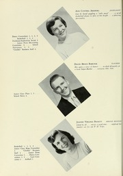Page 16, 1955 Edition, West Bridgewater High School - Climber Yearbook (West Bridgewater, MA) online yearbook collection