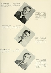 Page 17, 1955 Edition, West Bridgewater High School - Climber Yearbook (West Bridgewater, MA) online yearbook collection