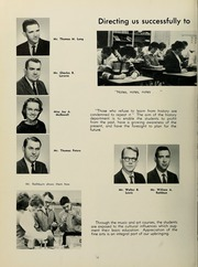 Page 14, 1963 Edition, West Bridgewater High School - Climber Yearbook (West Bridgewater, MA) online yearbook collection
