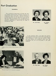 Page 15, 1963 Edition, West Bridgewater High School - Climber Yearbook (West Bridgewater, MA) online yearbook collection