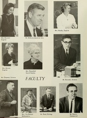 Page 12, 1967 Edition, West Bridgewater High School - Climber Yearbook (West Bridgewater, MA) online yearbook collection