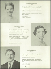 Page 14, 1956 Edition, Lee High School - Echo Yearbook (Lee, MA) online yearbook collection