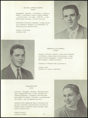 Page 15, 1956 Edition, Lee High School - Echo Yearbook (Lee, MA) online yearbook collection