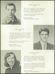 Page 16, 1956 Edition, Lee High School - Echo Yearbook (Lee, MA) online yearbook collection