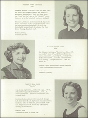 Page 17, 1956 Edition, Lee High School - Echo Yearbook (Lee, MA) online yearbook collection