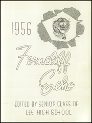 Page 5, 1956 Edition, Lee High School - Echo Yearbook (Lee, MA) online yearbook collection