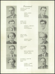 Page 8, 1956 Edition, Lee High School - Echo Yearbook (Lee, MA) online yearbook collection