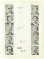Page 9, 1956 Edition, Lee High School - Echo Yearbook (Lee, MA) online yearbook collection