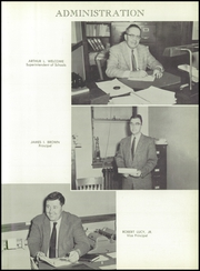 Page 9, 1958 Edition, Lee High School - Echo Yearbook (Lee, MA) online yearbook collection
