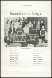 Page 11, 1948 Edition, Hamilton High School - Hamiltonian Yearbook (South Hamilton, MA) online yearbook collection